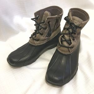 Sperry Shoes - Sperry Saltwater Duck Rain Boots Sz. 9.5